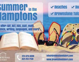 #33 for Advertisement Design for Brownstone Tutors af holecreative