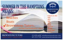 Contest Entry #23 for Advertisement Design for Brownstone Tutors