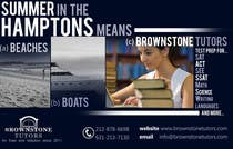 Contest Entry #26 for Advertisement Design for Brownstone Tutors