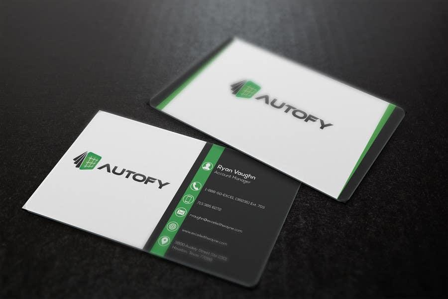 Konkurrenceindlæg #                                        21                                      for                                         Business Card Design