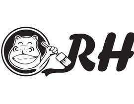 #87 para Can YOU Fix my Logo? EASY MONEY! ReDesign Logo for Rusty Hippo por bruze