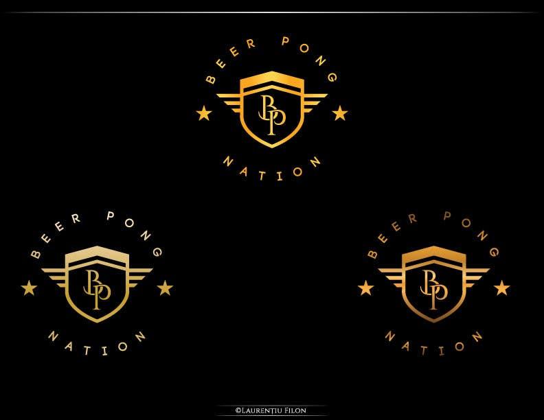 Konkurrenceindlæg #                                        66                                      for                                         Design a Logo for a beer pong company.