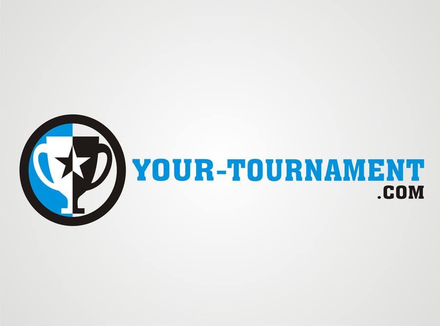 Bài tham dự cuộc thi #                                        13                                      cho                                         Logo Design for Your-Tournament.com