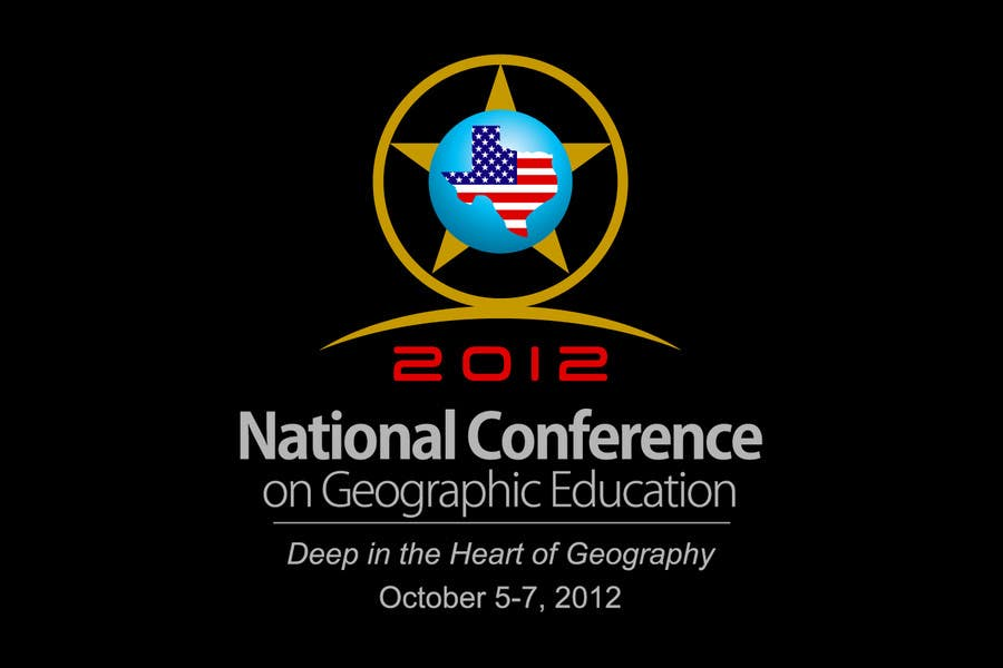 Bài tham dự cuộc thi #                                        59                                      cho                                         Graphic Design for 97th National Conference on Geographic Education