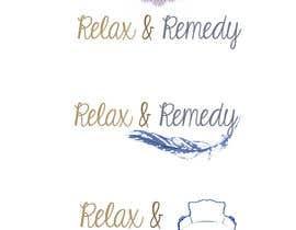Nro 27 kilpailuun Design a Logo for Relax Remedy käyttäjältä SilvinaBrough
