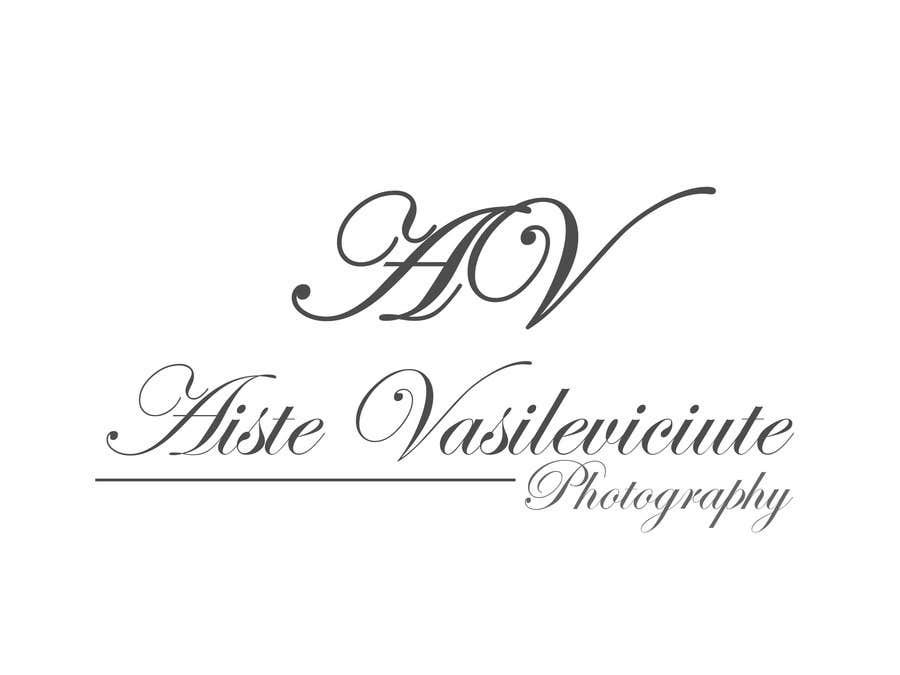Penyertaan Peraduan #119 untuk Design a Logo for a new photography website