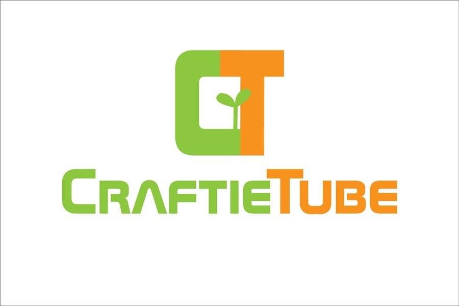 Konkurrenceindlæg #                                        1                                      for                                         Logo Design for Craft Tutorial Site