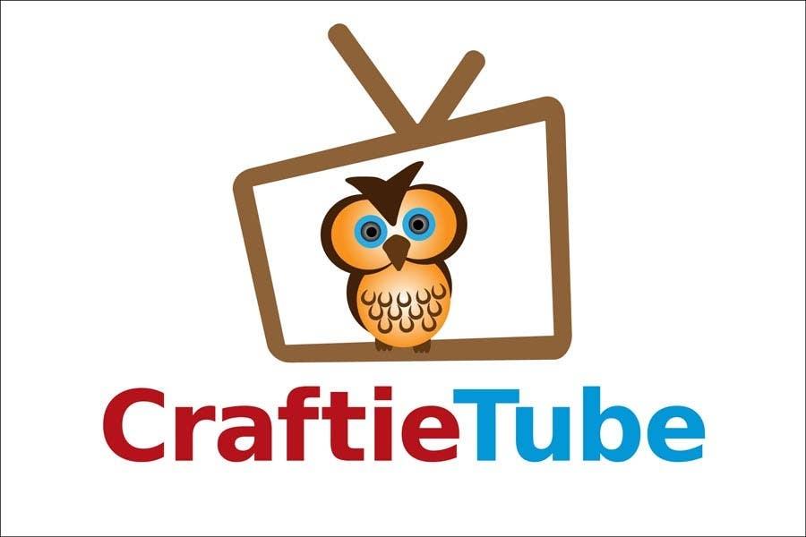 Konkurrenceindlæg #                                        14                                      for                                         Logo Design for Craft Tutorial Site