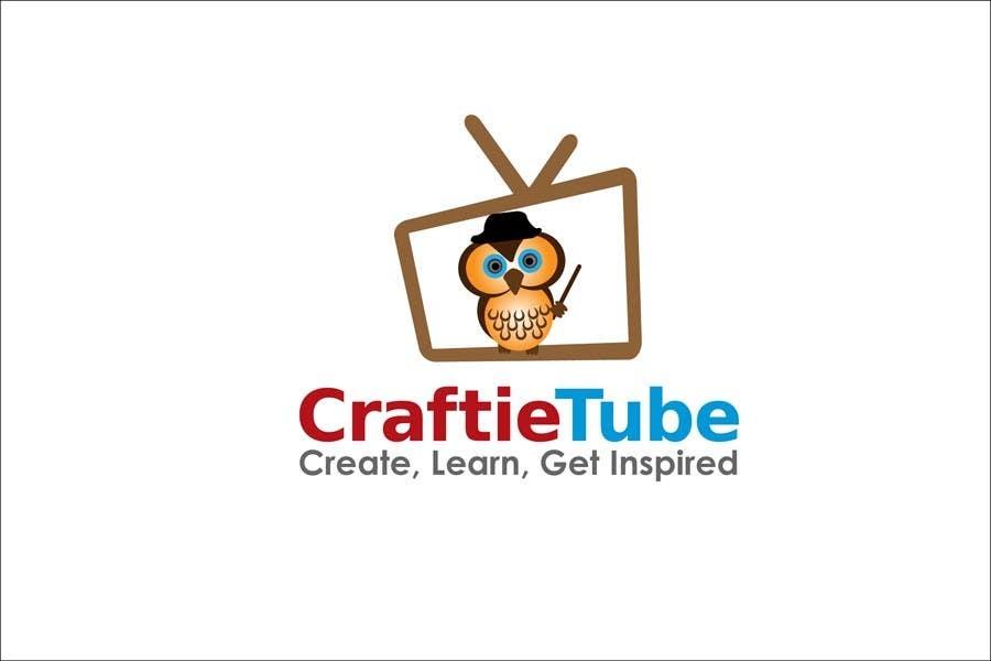Konkurrenceindlæg #                                        25                                      for                                         Logo Design for Craft Tutorial Site