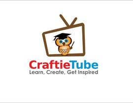 #39 para Logo Design for Craft Tutorial Site por iakabir