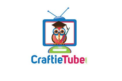 #23 para Logo Design for Craft Tutorial Site por iffikhan
