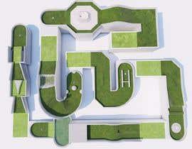 #18 pentru Mini Golf hole design--Around the World in 18 Holes de către iconicplus