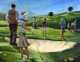 #9 pentru Mini Golf hole design--Around the World in 18 Holes de către indra4devi