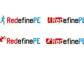 #10 para Logo Design for new Website named RedefinePE por illidansw