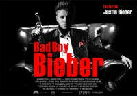 Contest Entry #144 for Design a poster for Gangster @JustinBieber, #BadBoyBieber!