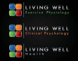 nº 34 pour Logo Design for Living Well Exercise Physiology par DailynHUng