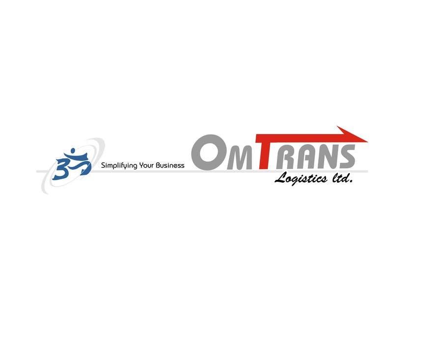 Contest Entry #                                        5                                      for                                         Logo Design for International Logistics Company - OMTRANS