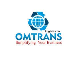 nº 32 pour Logo Design for International Logistics Company - OMTRANS par illidansw