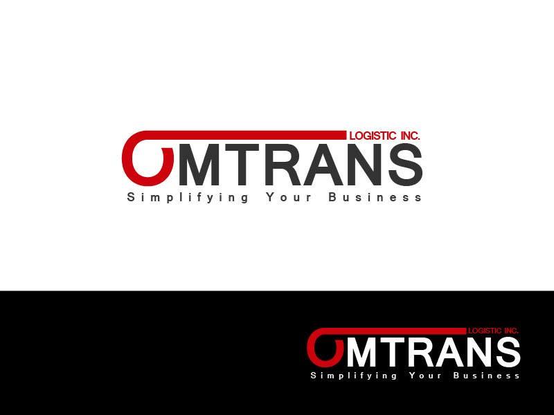 Contest Entry #                                        8                                      for                                         Logo Design for International Logistics Company - OMTRANS