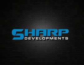 nº 254 pour Design a Logo for Sharp Developments par GoldSuchi