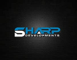 nº 324 pour Design a Logo for Sharp Developments par GoldSuchi
