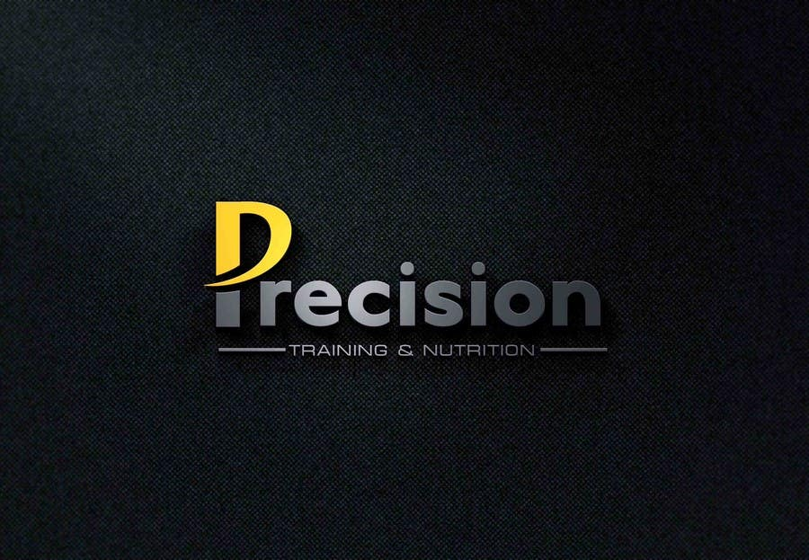 Contest Entry #                                        3                                      for                                         Design a Logo for Precision Training & Nutrition