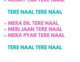 MERUSCAPE tarafından Hook line for my music - Hindi için no 27