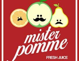 #45 for Seeking a new logo for a new brand dedicated to the apple  and fruits ! -- Recherche un nouveau logo pour une nouvelle marque éthique se déclinant sur le pomme et les fruits ! af EMinfographistes