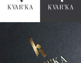 #220 for Create a logo for KVAR'KA by Melody7177