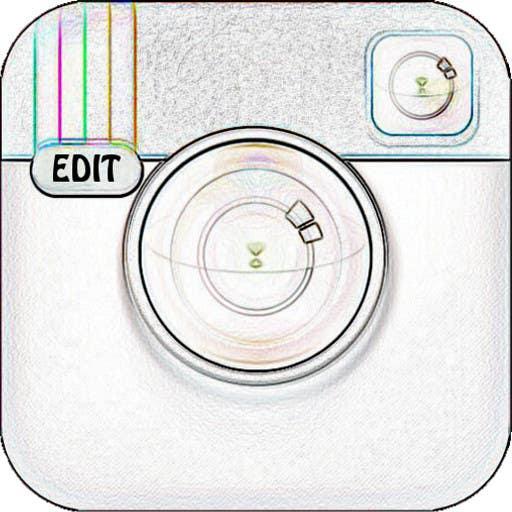 Contest Entry #3 for Design a Logo for Instagram Photo Editor