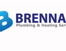 #62 for Design a Logo for Brennan  Plumbing & Heating Services by pavelkhandker