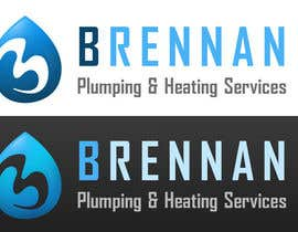 #51 untuk Design a Logo for Brennan  Plumbing & Heating Services oleh arc7sam