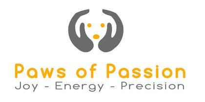 #51 cho Designa en logo for Paws of Passion bởi albertosemprun