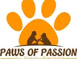 #123 for Designa en logo for Paws of Passion af cuongprochelsea