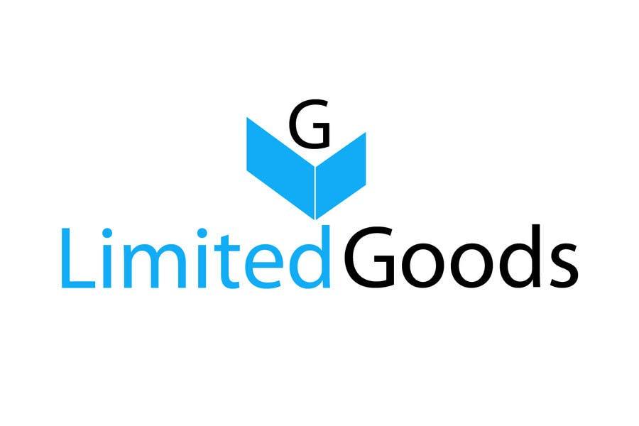 Penyertaan Peraduan #                                        47                                      untuk                                         Logo Design for Limited Goods (http//www.limitedgoods.com)
