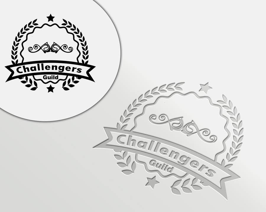 Konkurrenceindlæg #11 for Design a Logo for Challengers Guild (charity fundraising group) -- 2