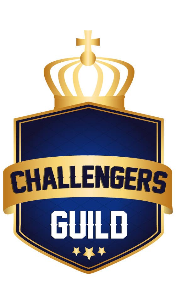 Konkurrenceindlæg #2 for Design a Logo for Challengers Guild (charity fundraising group) -- 2
