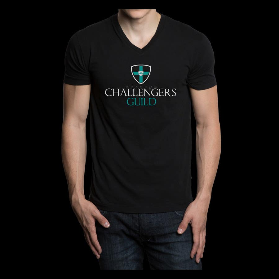 Konkurrenceindlæg #17 for Design a Logo for Challengers Guild (charity fundraising group) -- 2