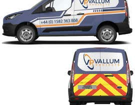 #45 for Van Design by paulall