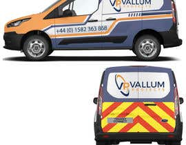 #46 for Van Design by paulall