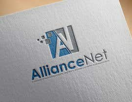 #161 untuk Design a Logo for AllianceNet oleh tolomeiucarles