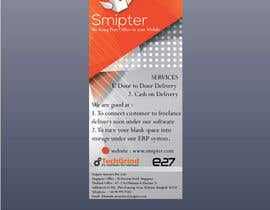 qazishaikh tarafından Design a Xstand Banner for Smipter : We bring Post Office to You için no 4