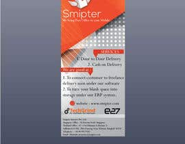 #8 untuk Design a Xstand Banner for Smipter : We bring Post Office to You oleh qazishaikh