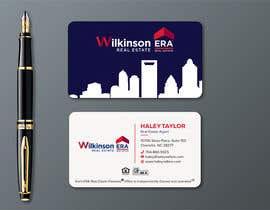 #1051 для Real Estate Agent Business card от bhabotaranroy