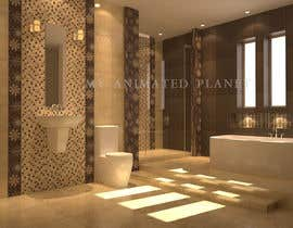 nº 1 pour Design & Render 5 square meter bathroom. par DesireEra