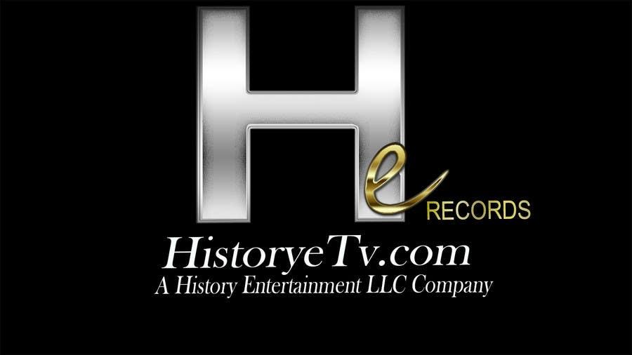 Kilpailutyö #23 kilpailussa Design a Logo for  History entertainment LLC