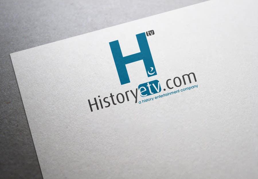 Kilpailutyö #39 kilpailussa Design a Logo for  History entertainment LLC