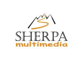 #124 untuk Logo Design for Sherpa Multimedia, Inc. oleh johnnytuch13
