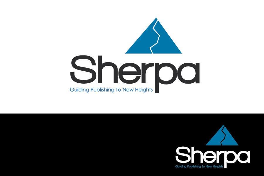 Penyertaan Peraduan #129 untuk Logo Design for Sherpa Multimedia, Inc.