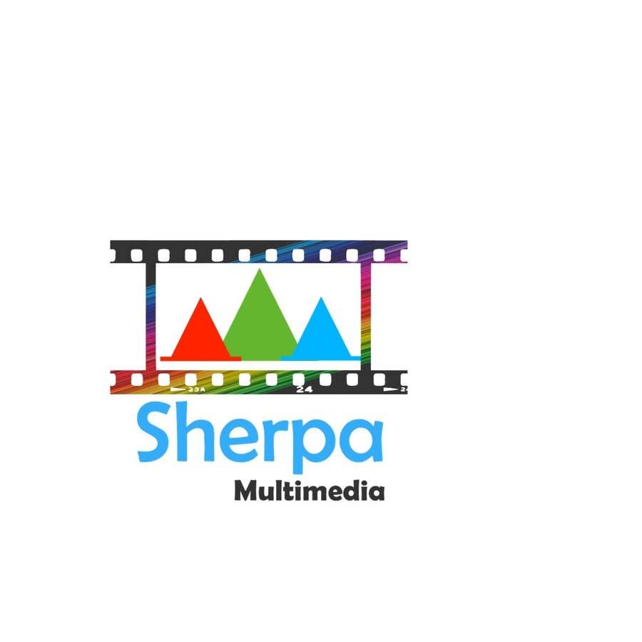 Penyertaan Peraduan #286 untuk Logo Design for Sherpa Multimedia, Inc.